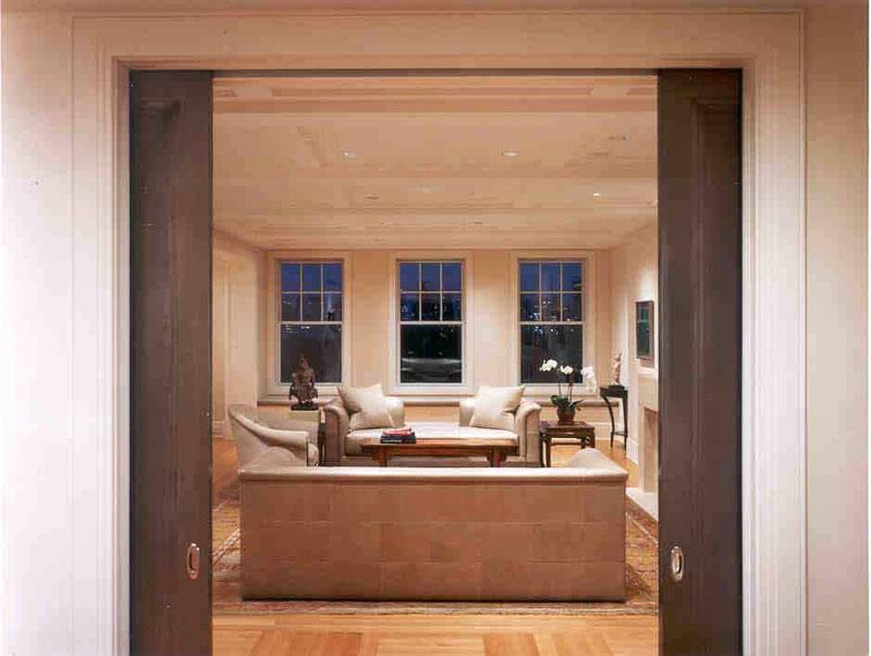 Upper west side apartment james bodnar architect pllc for Upper west side apartment